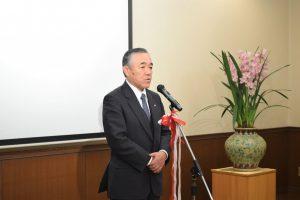 管理管理者 須 藤 茂(筑西市長)